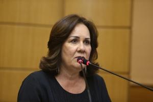 Deputada Goretti Reis/ Foto: César de Oliveira