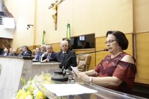Deputada Ana Lúcia é a autora da propositura