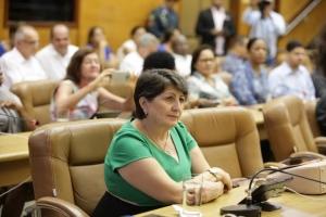Deputada Maria Mendonça