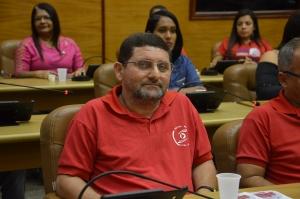 José Márcio quer união de todos contra a Reforma