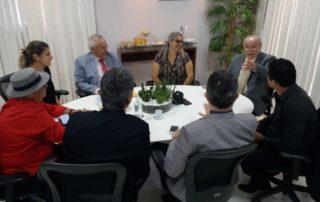Assinatura de parceria com Academia contadores de histórias leva a leitura para o interior de Sergipe