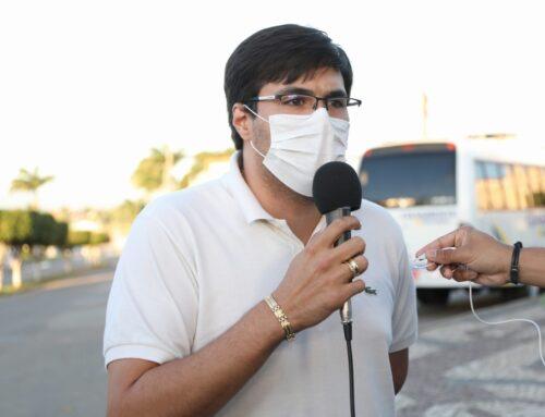 PL de Talysson garante a idosos meia tarifa em estacionamentos