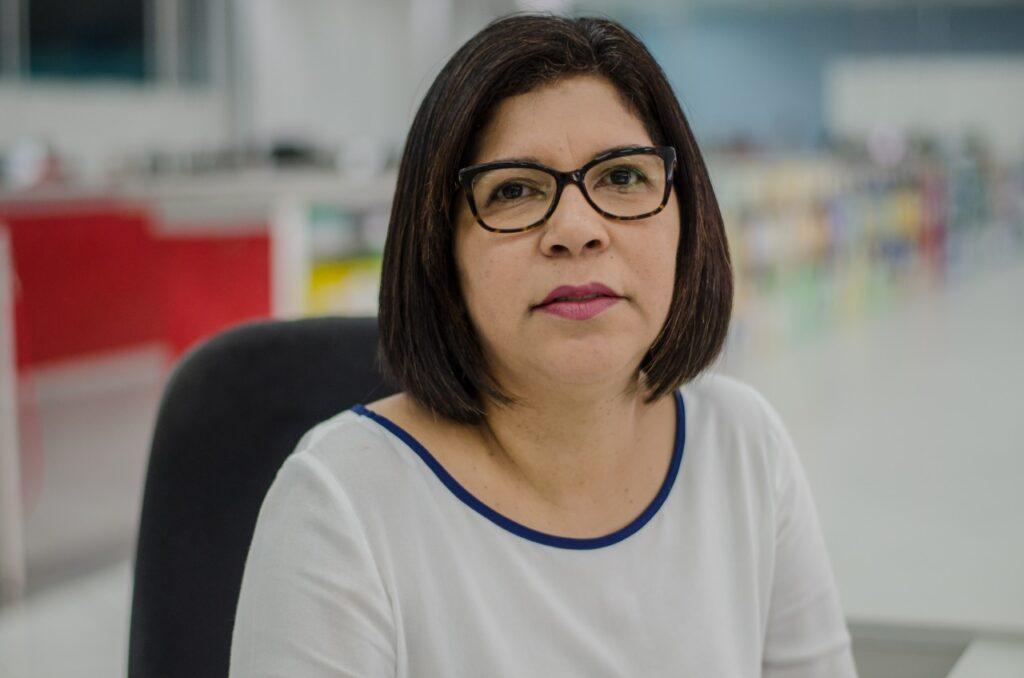 Mércia Feitosa - Secretária de Estado da Saúde