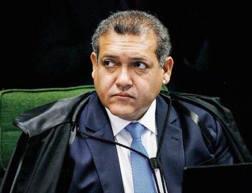 Deputado faz homenagem ao ministro do Supremo Tribunal Federal